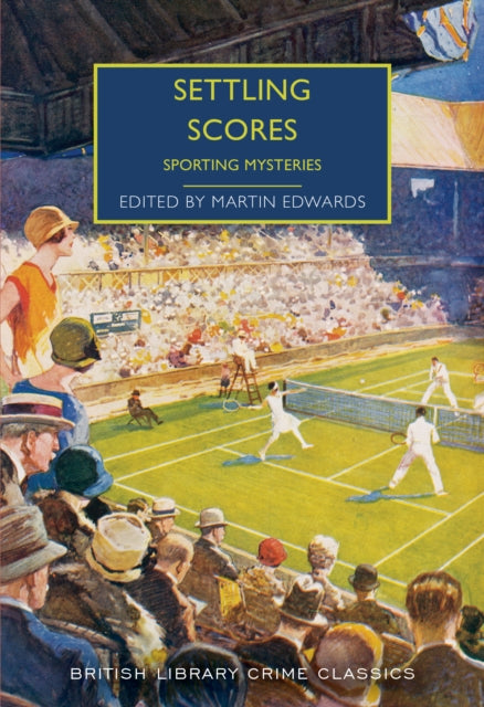 Settling Scores : Sporting Mysteries-9780712353212