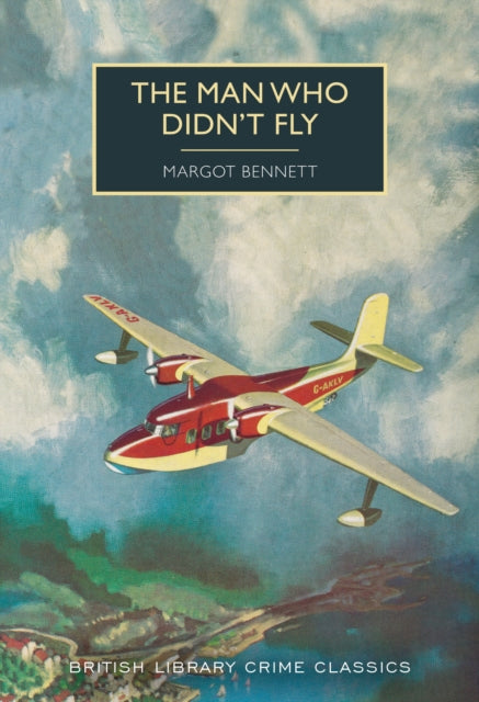 The Man Who Didn't Fly-9780712353410