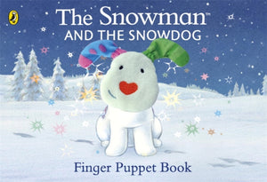 The Snowman and the Snowdog Finger Puppet Book-9780723293088