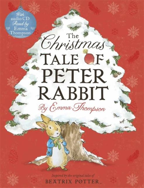 The Christmas Tale of Peter Rabbit Book and CD-9780723293682