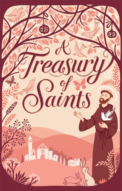 A Treasury of Saints-9780745964577