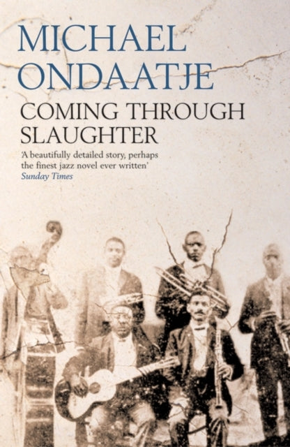 COMING THROUGH SLAUGHTER-9780747572626