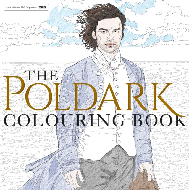 The Poldark Colouring Book-9780752266251
