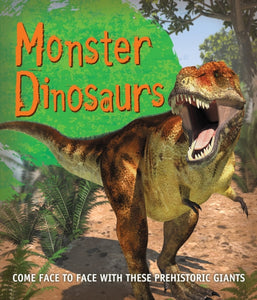 Fast Facts! Monster Dinosaurs-9780753439630