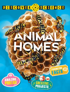 Discover Science: Animal Homes-9780753441435