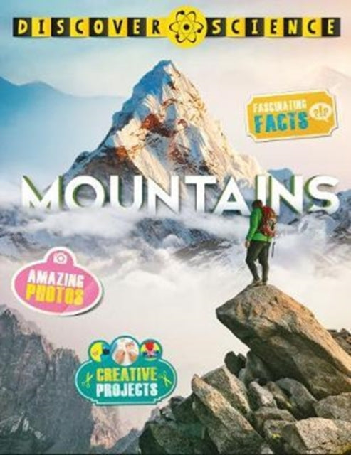 Discover Science: Mountains-9780753441473