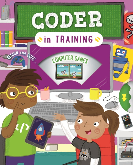 Coder in Training-9780753444849