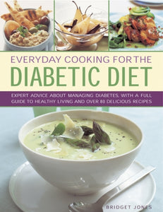 Everyday Cooking For the Diabetic Diet-9780754827221