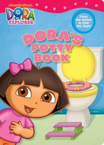 DORAS POTTY BOOK-9780857074690