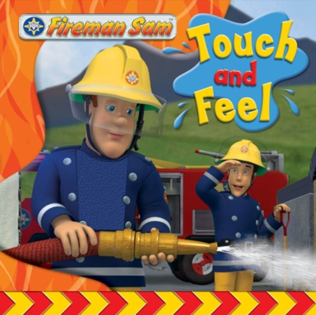 Fireman Sam Touch and Feel-9781405247610