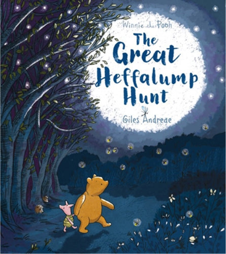 Winnie the Pooh: The Great Heffalump Hunt-9781405278300