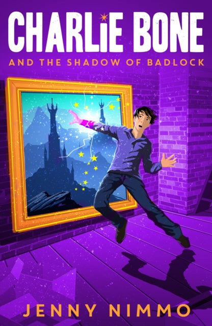 Charlie Bone and the Shadow of Badlock-9781405280983