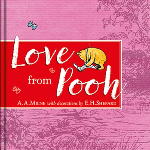 Winnie-The-Pooh: Love from Pooh-9781405286114