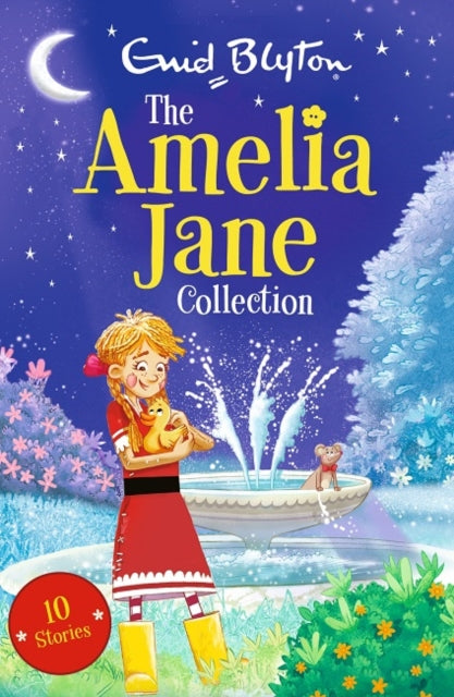 The Amelia Jane Collection-9781405294010