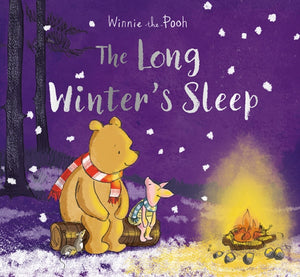Winnie-the-Pooh: The Long Winter's Sleep-9781405294591