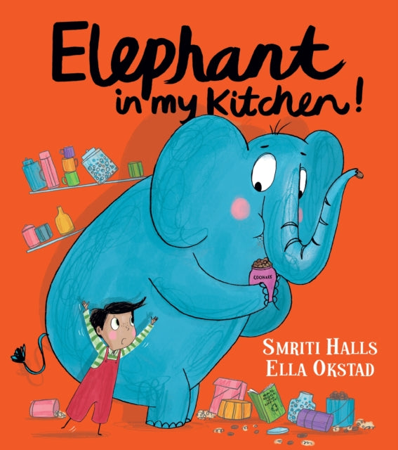 Elephant In My Kitchen!-9781405295666