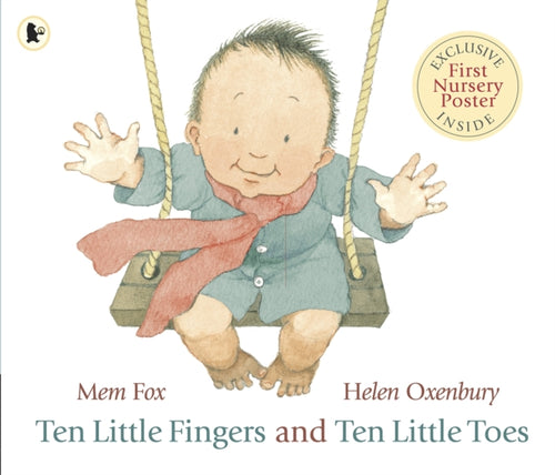 TEN LITTLE FINGERS & TEN LITTLE TOES-9781406319569
