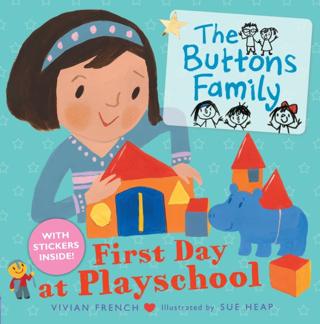 FIRST DAY AT PLAYSCHOOL-9781406328561