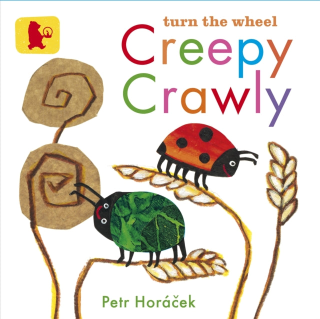 CREEPY CRAWLY-9781406329674