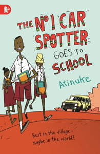 The No. 1 Car Spotter Goes to School-9781406342925