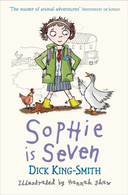 Sophie is Seven-9781406344349