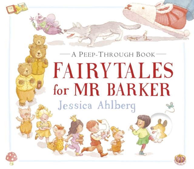 Fairytales for Mr Barker-9781406355888