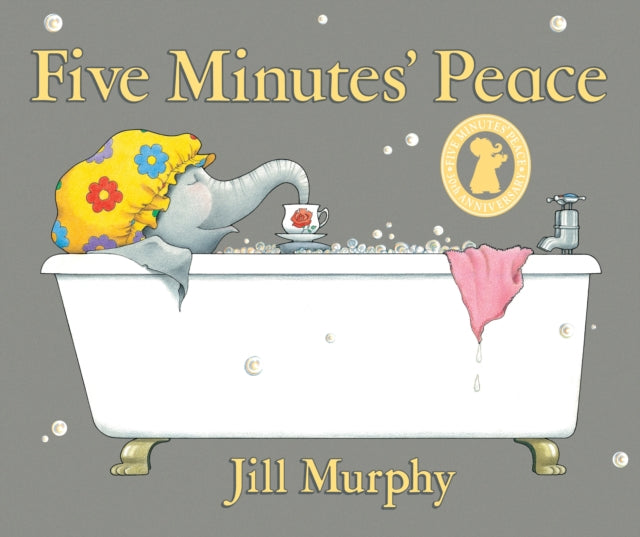 Five Minutes' Peace-9781406361902