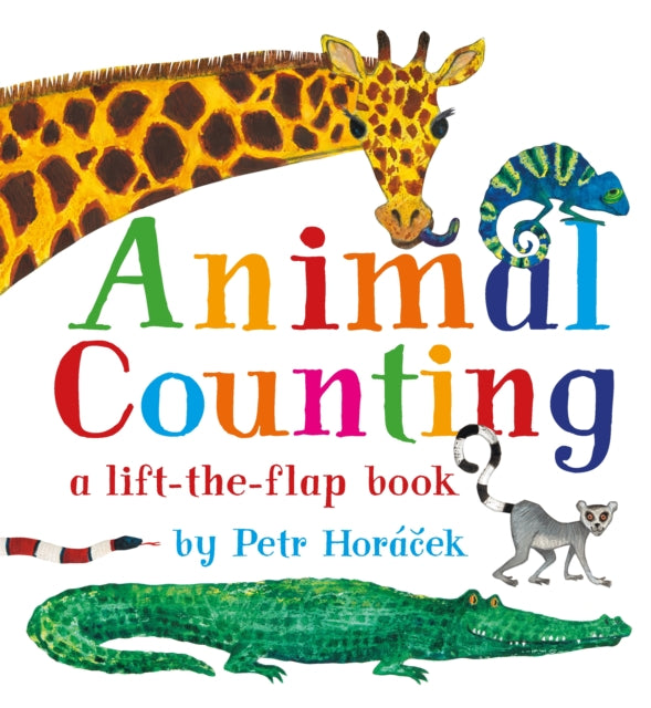 Animal Counting-9781406376227
