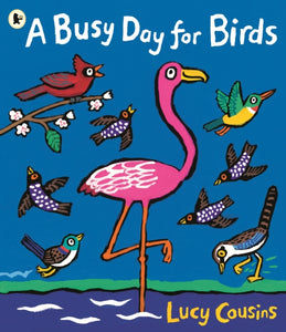 A Busy Day for Birds-9781406376548