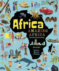 Africa, Amazing Africa: Country by Country-9781406376586