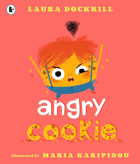 Angry Cookie-9781406383089