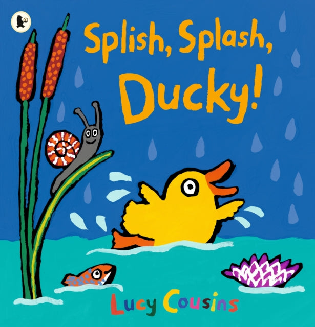Splish, Splash, Ducky!-9781406384086
