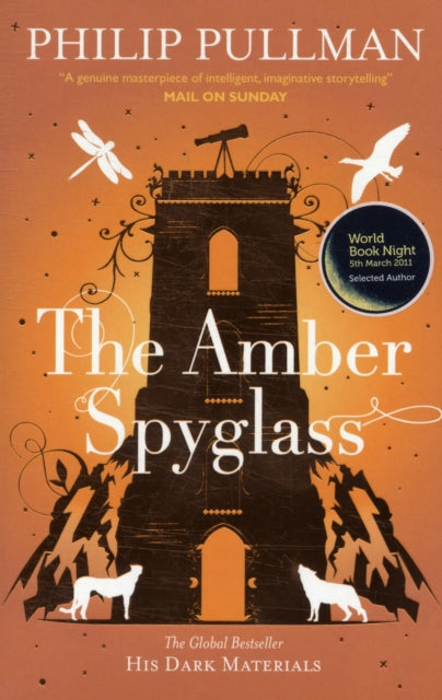 AMBER SPYGLASS ADULT EDITION WBN COVER-9781407130248