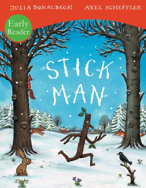 Stick Man Early Reader-9781407132327