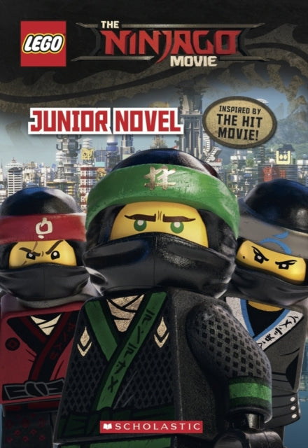 The LEGO Ninjago Movie: Junior Novel-9781407177526
