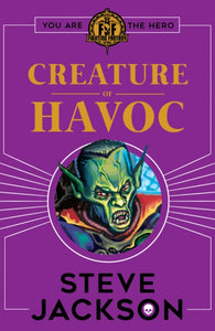 Fighting Fantasy: Creature of Havoc-9781407186184
