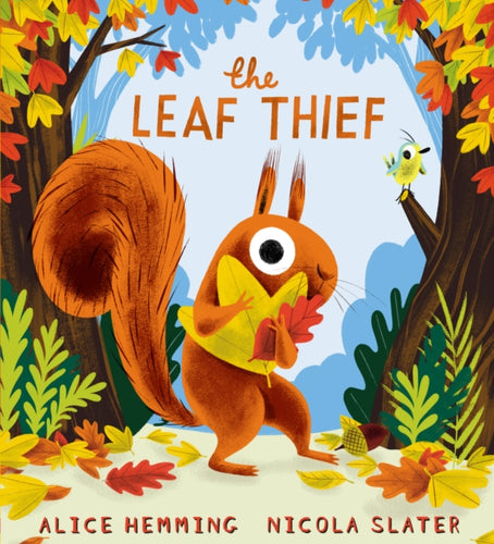 The Leaf Thief (PB)-9781407191447