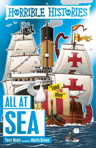 All at Sea-9781407196794