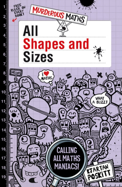 All Shapes and Sizes-9781407197135