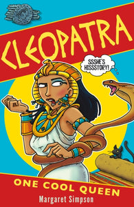 Cleopatra: One Cool Queen-9781407198071