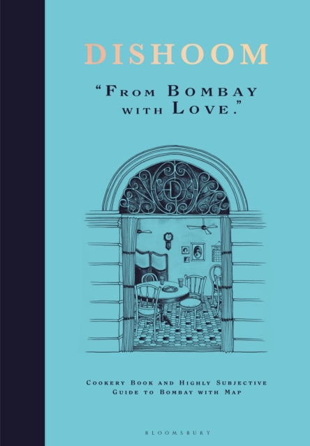 Dishoom : From Bombay with Love-9781408890677