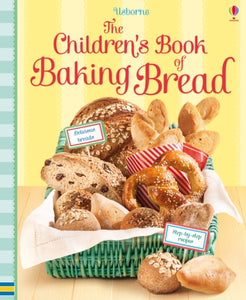 Children's Book of Baking Bread-9781409582199