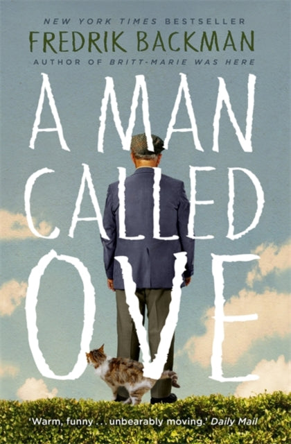 A Man Called Ove-9781444775815