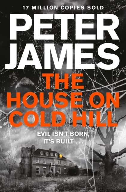The House on Cold Hill-9781447255949