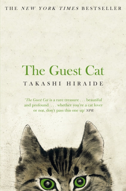 The Guest Cat-9781447279402