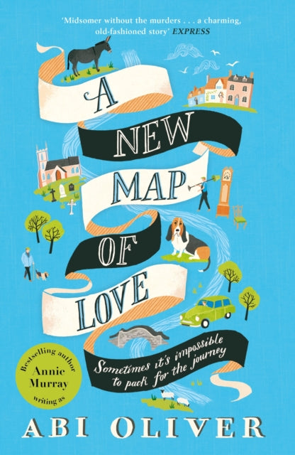 A New Map of Love-9781447284031