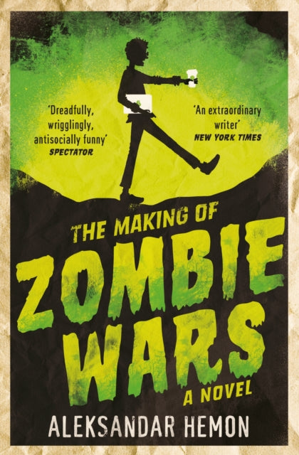 The Making of Zombie Wars-9781447295235