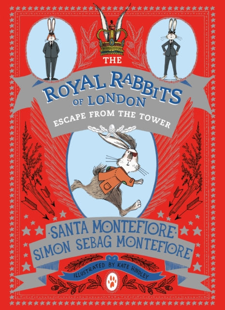 The Royal Rabbits of London: Escape From the Tower-9781471157912