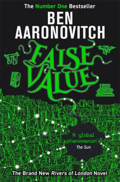 False Value : The Sunday Times Number One Bestseller-9781473207875