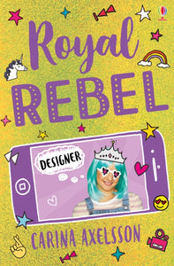 Royal Rebel: Designer-9781474942416